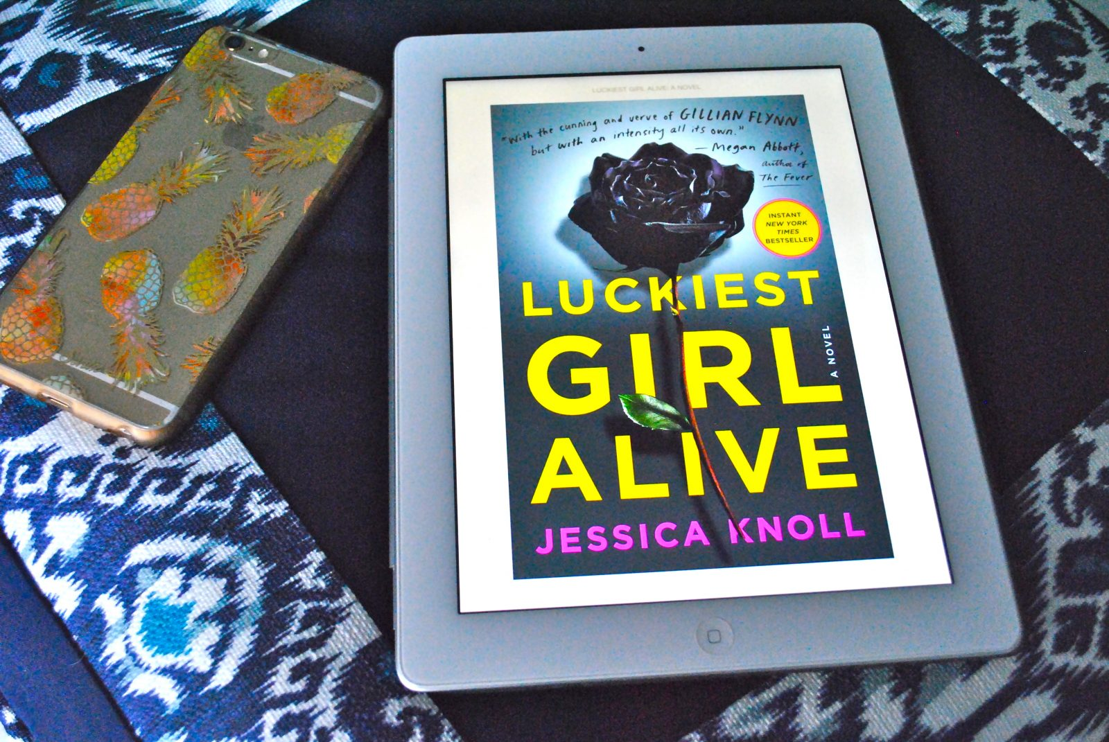 Luckiest Girl Alive by Jessica Knoll – Book Reviewing.