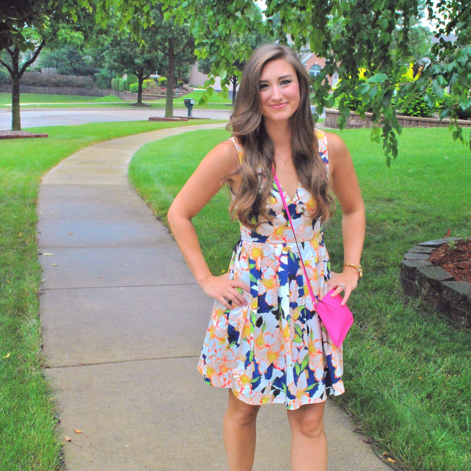 A September Wedding Guest Outfit