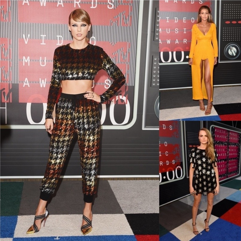 2015 MTV VMAs Fashion Review – What a Bust
