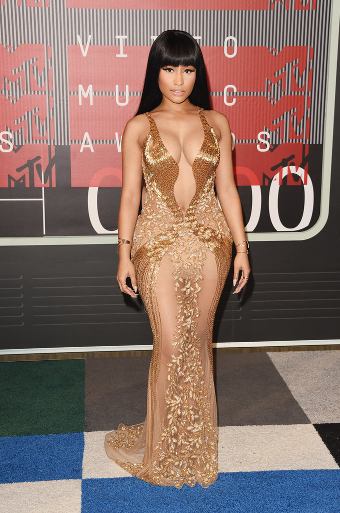 2015 Mtv Vmas Fashion Review What A Bust Wet Hair Don