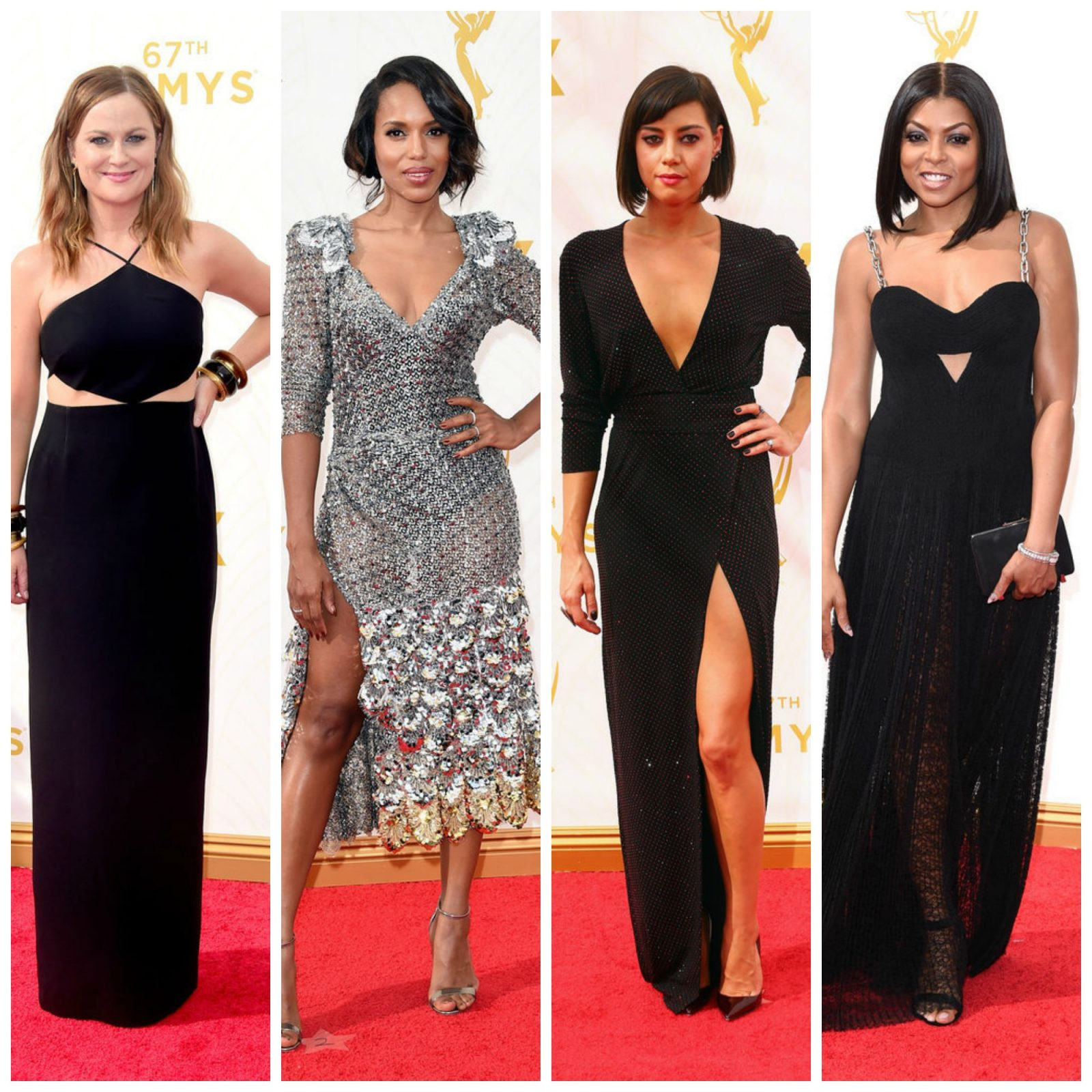 The 2015 Emmy's Red Carpet aka The Most Ill-Fitting Disappointing Celebrity Homecoming Ever!