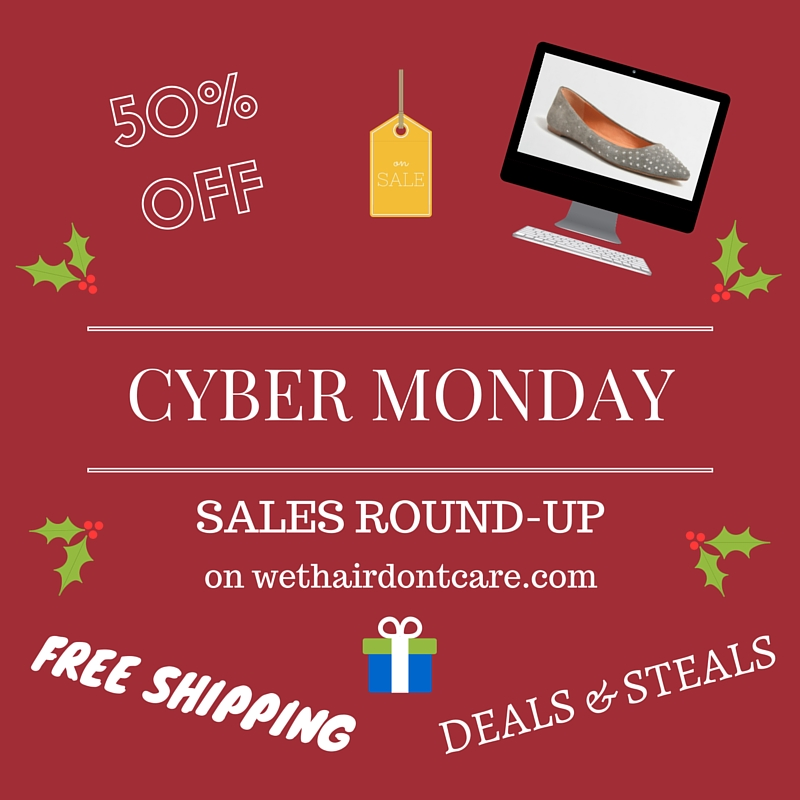 Best Shopping Day of the Year: Cyber Monday!