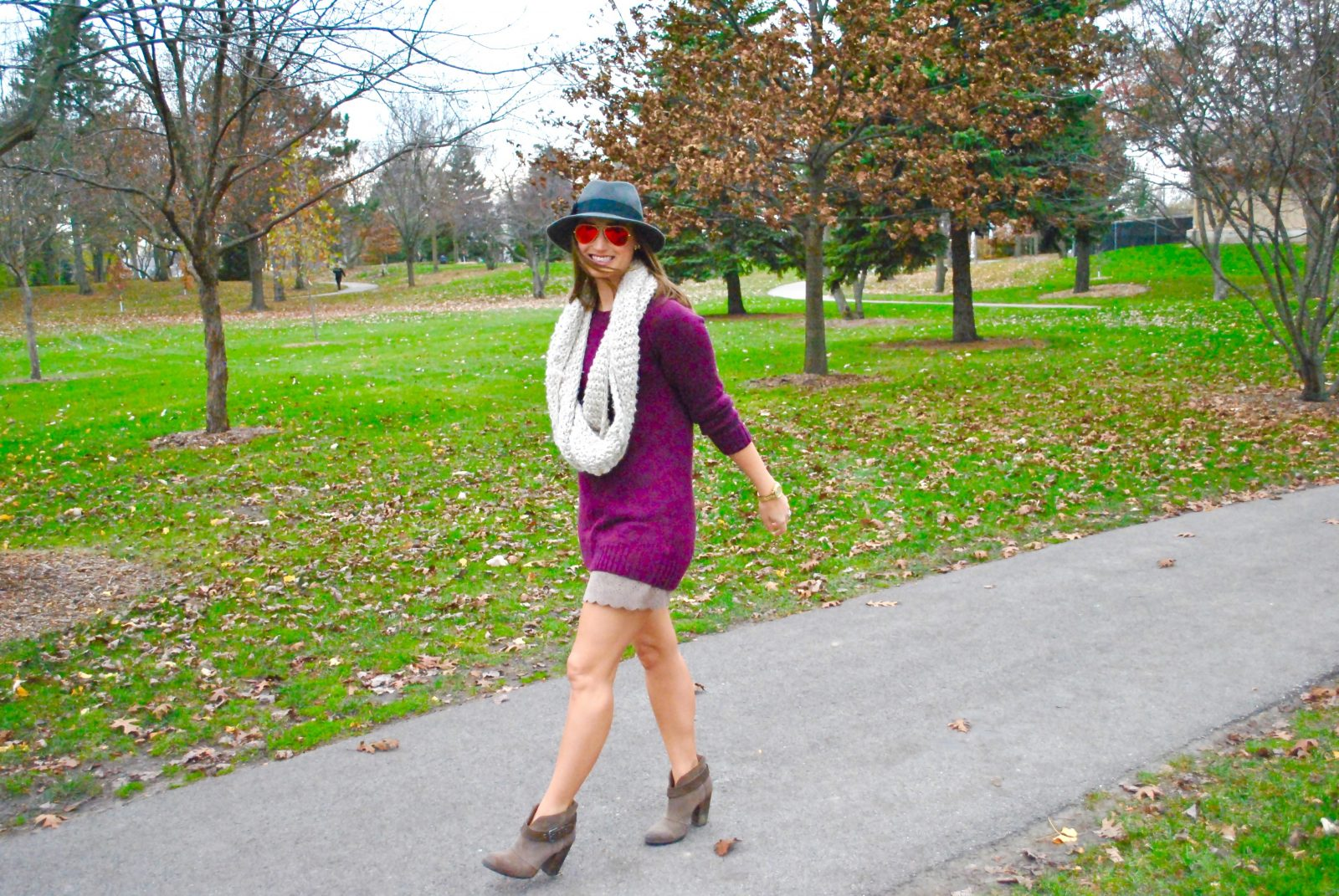 One Last Fall Fashion Post