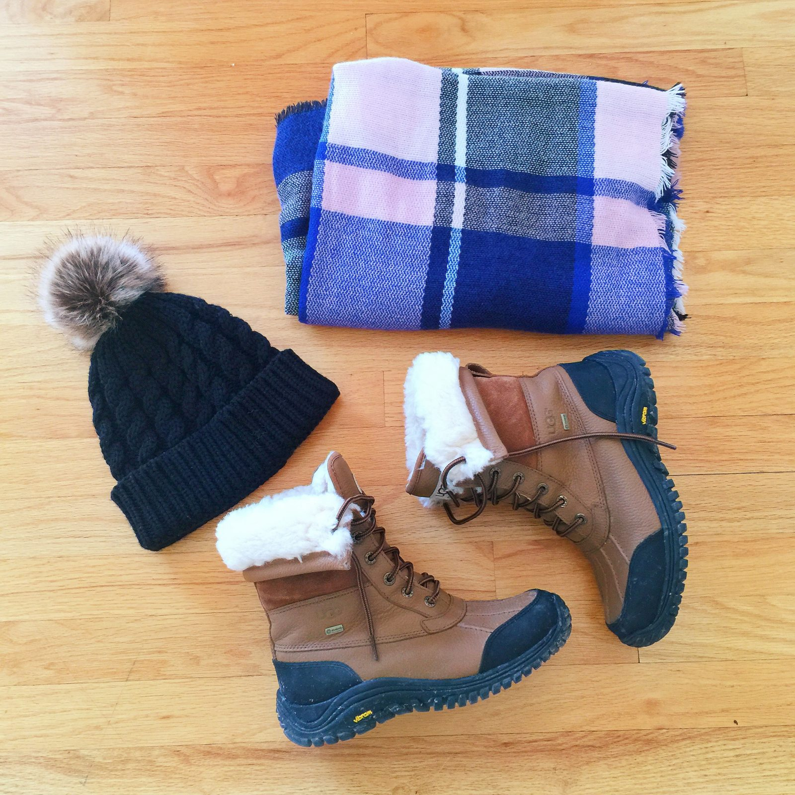 Winter Fashion: The Struggle is Real (at least for me)