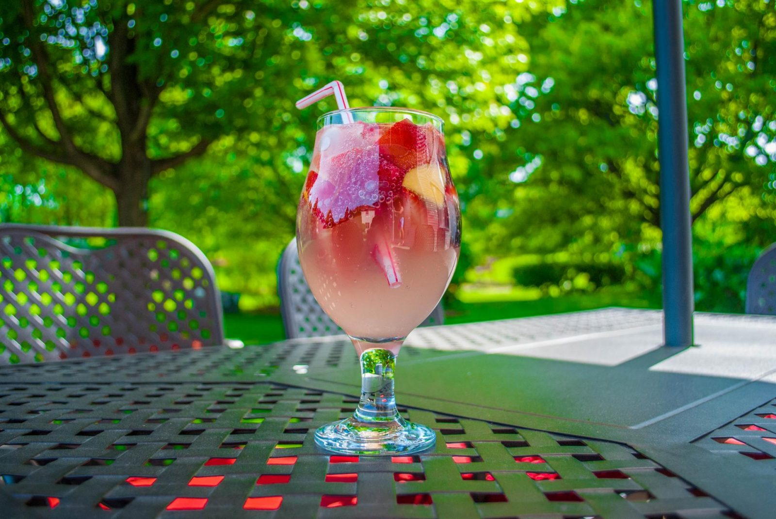 How to Make the Easiest & Lightest Sangria for Your Life!