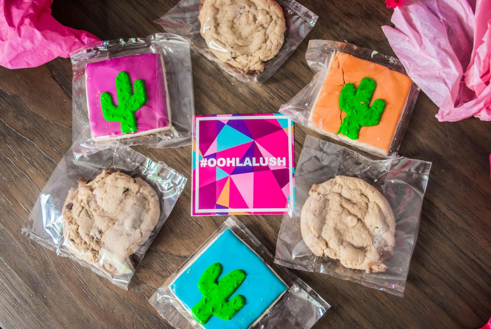 Five Reasons I'm Obsessed with Lush Bites – Gourmet Gluten-Free Cookies!