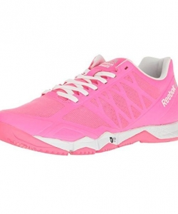 Reebok Women's Crossfit Speed TR Cross-Trainer Shoe Pink